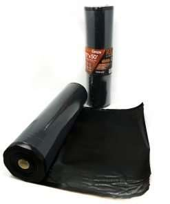 Stashbags 15x50 Black Clear Roll