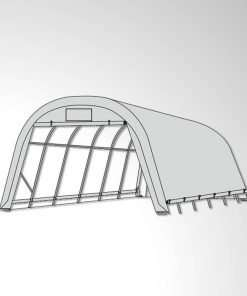 Round Frame Greenhouse