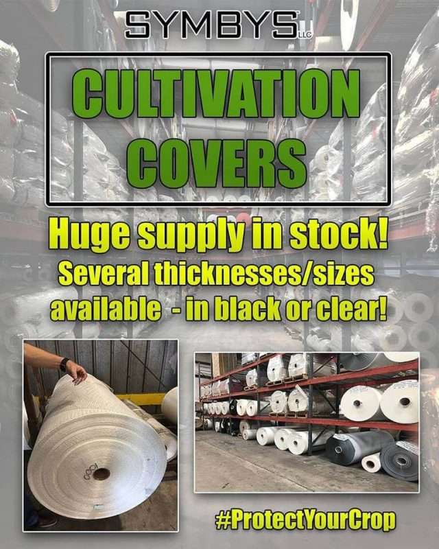 SYMBYS Cultivation Covers